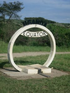 Uganda Motor Cycle Equator 2013