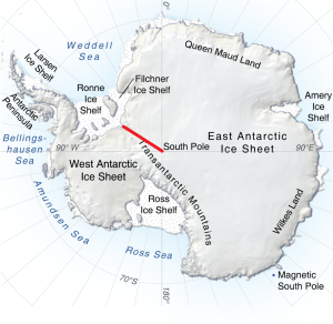 Antarctica a laboratory for Our Future!